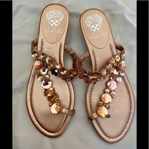 Vince Camino formal sandals size 9b or 39